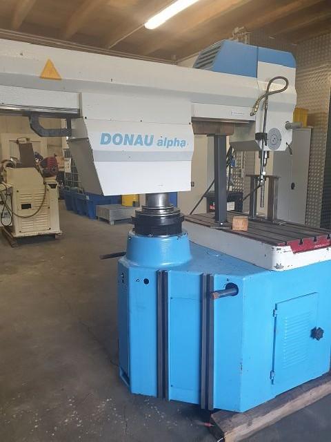 Радиально-сверлильный станок DONAU ALPHA  фото на Industry-Pilot