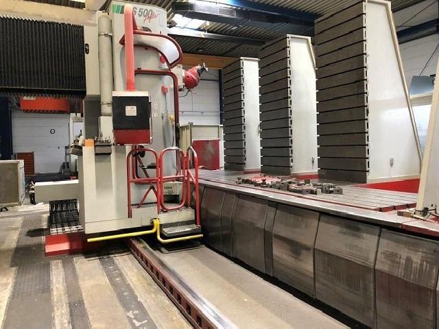 Travelling column milling machine MECOF AGILE CS-500 40910 photo on Industry-Pilot