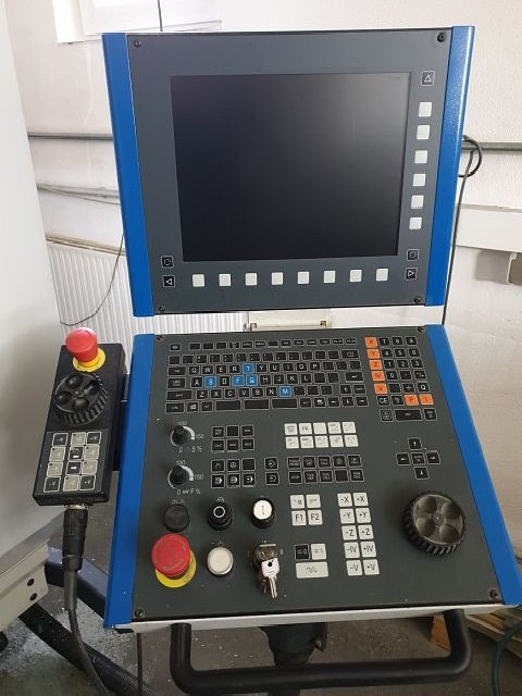 Обрабатывающий центр - вертикальный MIKRON VCP 600 40856 фото на Industry-Pilot