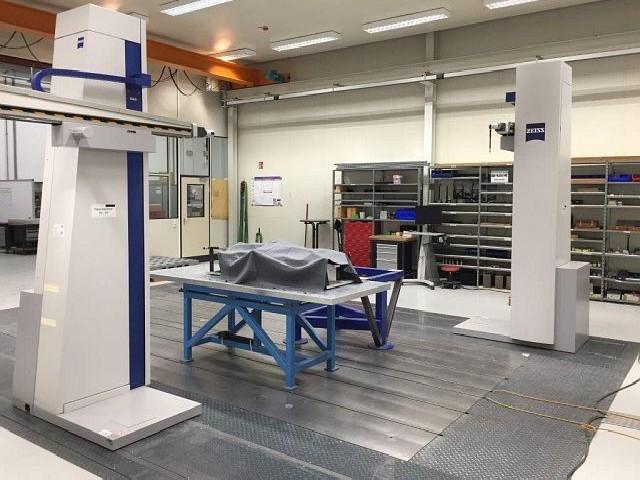 Coordinate measuring machine ZEISS PRO  photo on Industry-Pilot