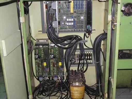 Токарный станок с наклонной станиной с ЧПУ VICTOR TNS 5 фото на Industry-Pilot