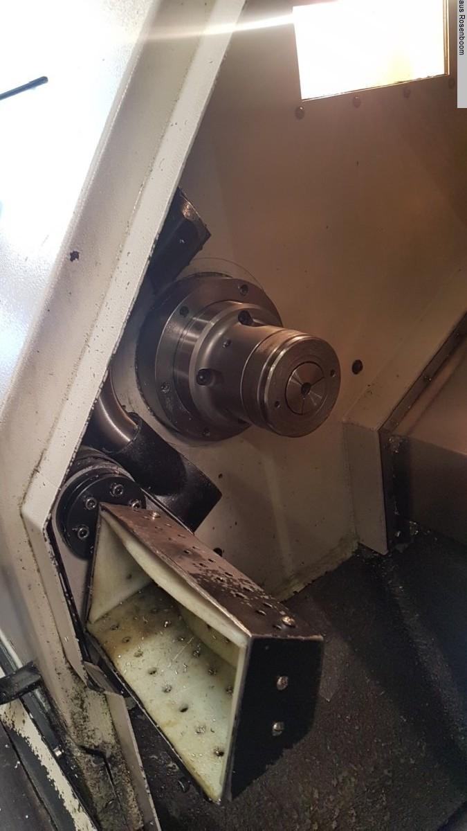 Токарный станок с ЧПУ Goodway GLS 150 фото на Industry-Pilot