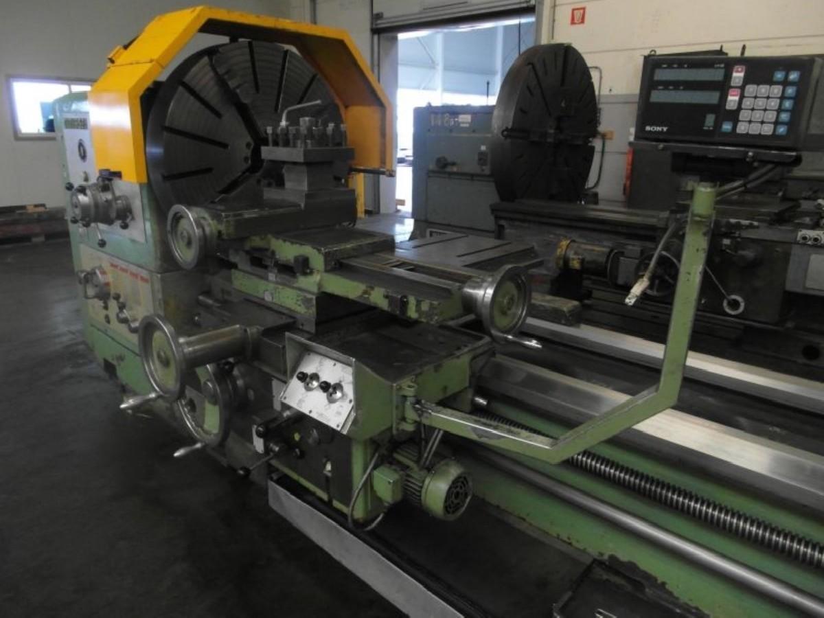 Токарно-винторезный станок MERLI CLOVIS 50 фото на Industry-Pilot