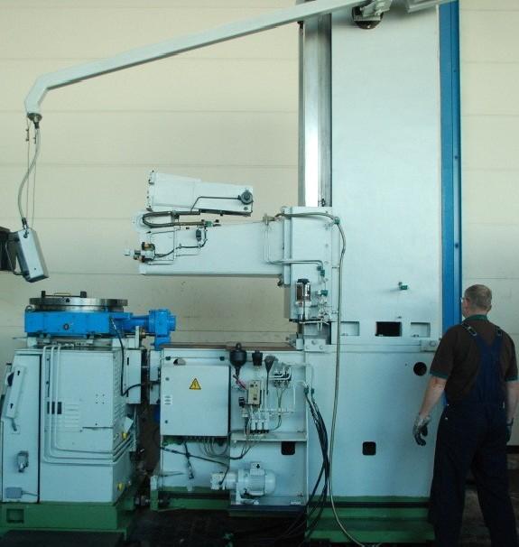 Шпоночно-протяжной станок FRÖMAG Rapida D 100/1000 фото на Industry-Pilot