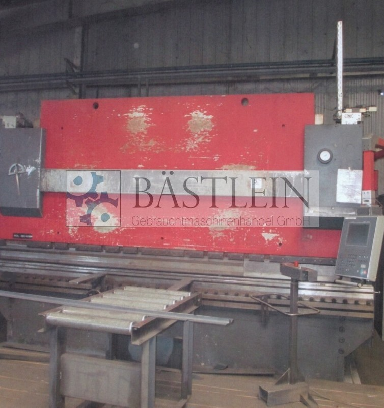 Press Brake hydraulic LIPTOVSKE STROJARNE HOL 200/4050 photo on Industry-Pilot