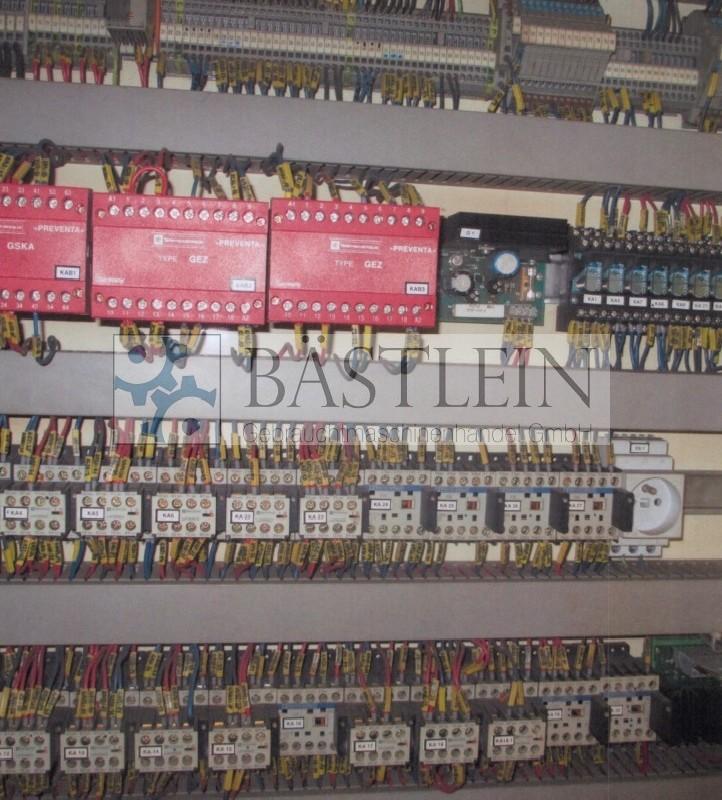 Листогибочный пресс - гидравлический LIPTOVSKE STROJARNE HOL 200/4050 фото на Industry-Pilot