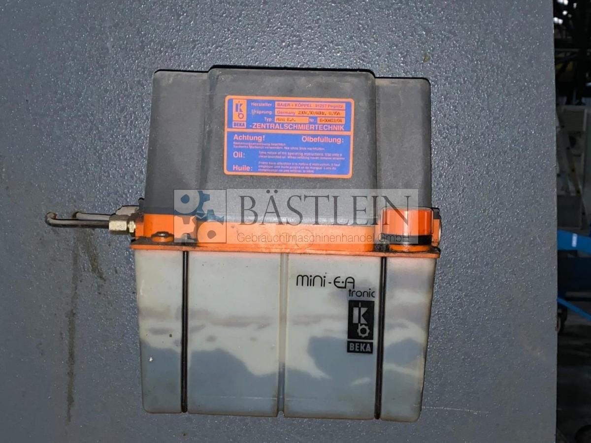 Гидравлические гильотинные ножницы HACO HSLX 3006 фото на Industry-Pilot