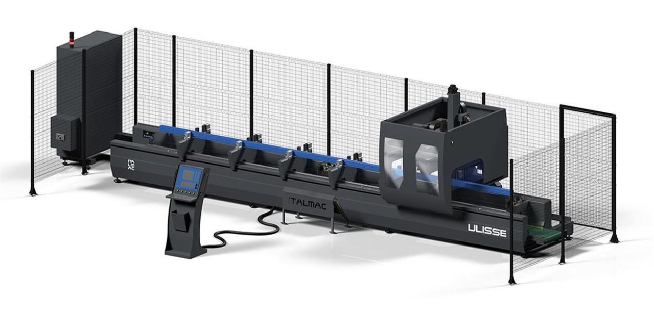 Фрезерный станок с подвижной стойкой KRAFT Ulisse фото на Industry-Pilot