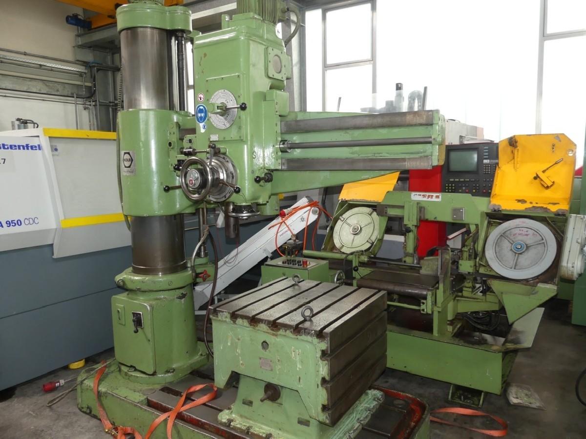 Радиально-сверлильный станок KOLB RM 62 фото на Industry-Pilot