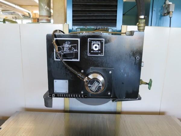 Плоско шлифовальный станок - гориз. BLOHM Planomat 412 фото на Industry-Pilot