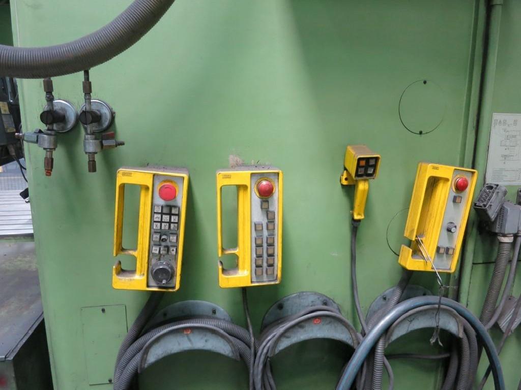 Продольно-фрезерный станок - вертик. DROOP & REIN LFAS2000L30ke фото на Industry-Pilot