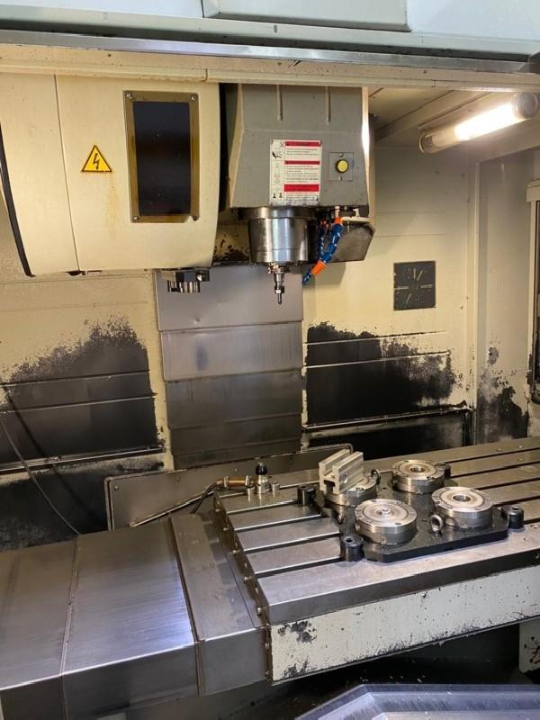 Обрабатывающий центр - вертикальный MT Cut V110T фото на Industry-Pilot