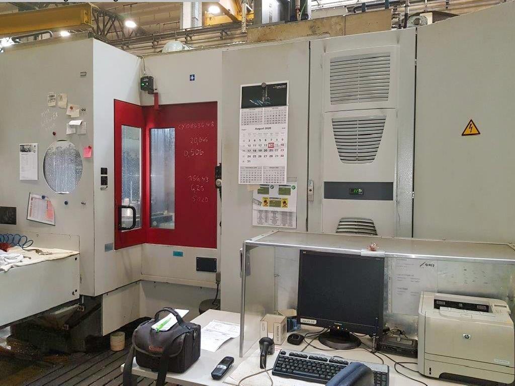 Обрабатывающий центр - универсальный STARRAG CWK 630 HV фото на Industry-Pilot