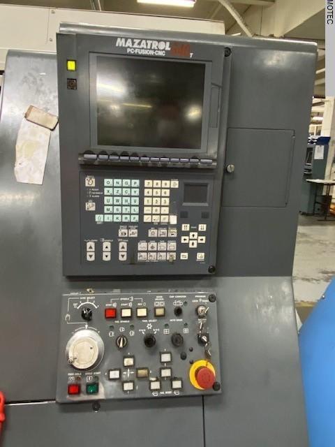 Токарно фрезерный станок с ЧПУ MAZAK SQT 200 M фото на Industry-Pilot