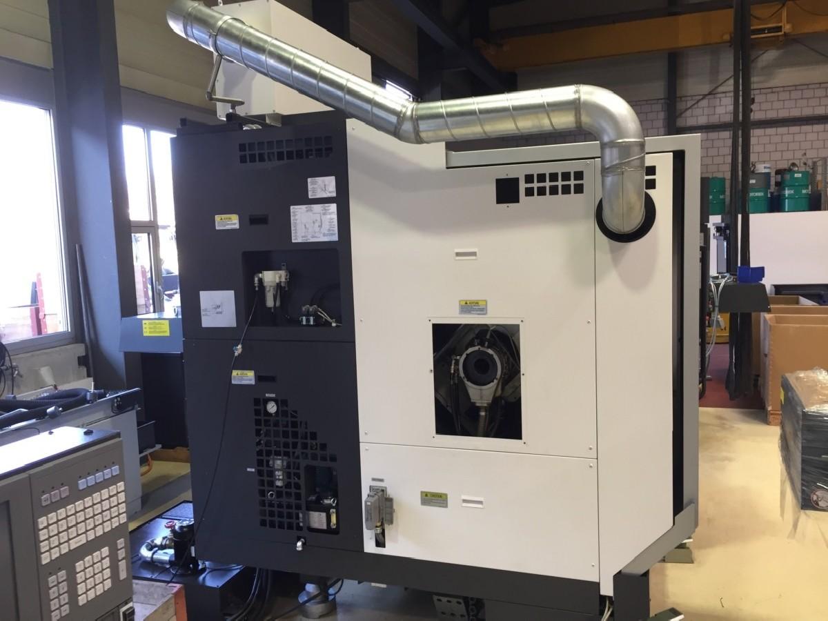 Токарно фрезерный станок с ЧПУ OKUMA LT 2000 EX 3M3Y фото на Industry-Pilot