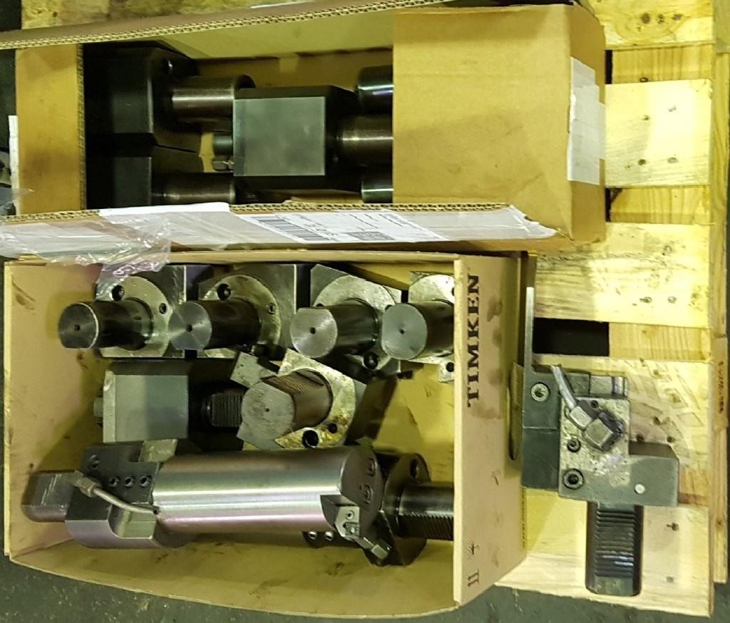 Токарно фрезерный станок с ЧПУ GILDEMEISTER CTX 600 фото на Industry-Pilot