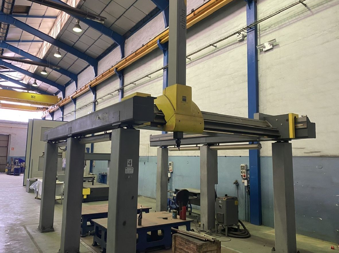 Координатно-измерительная машина DEA DEA ALPHA 20.50.15 фото на Industry-Pilot
