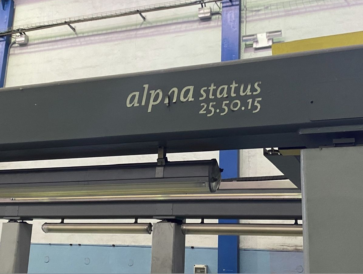 Coordinate measuring machine DEA DEA ALPHA 20.50.15 photo on Industry-Pilot