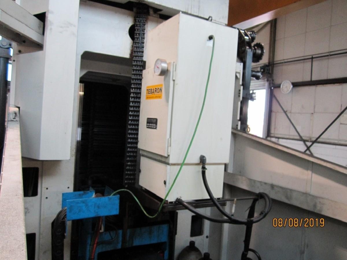 Горизонтальный расточный станок с неподвижной плитой - пиноль JUARISTI MX 7 фото на Industry-Pilot