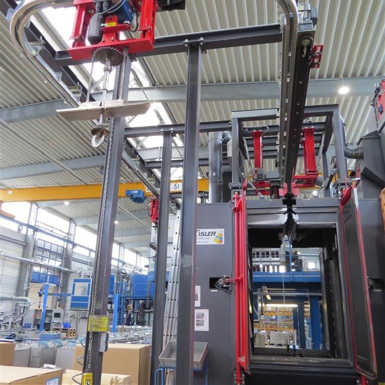 Установка для струйной обработки RÖSLER RHBD 13/18 T фото на Industry-Pilot