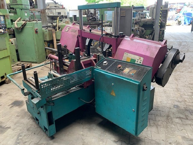 Ленточнопильный автомат - гориз. SABI PBS 250a CNC фото на Industry-Pilot