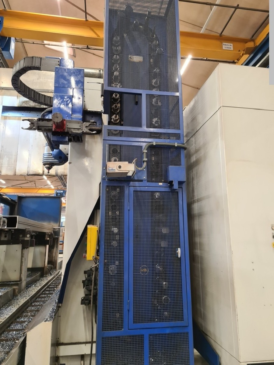 Фрезерный станок с подвижной стойкой SORALUCE SPL 16000 фото на Industry-Pilot