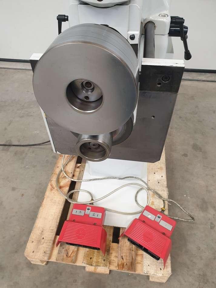 Роликовая листогибочная машина Schröder Fasti 417-3-125-3 фото на Industry-Pilot