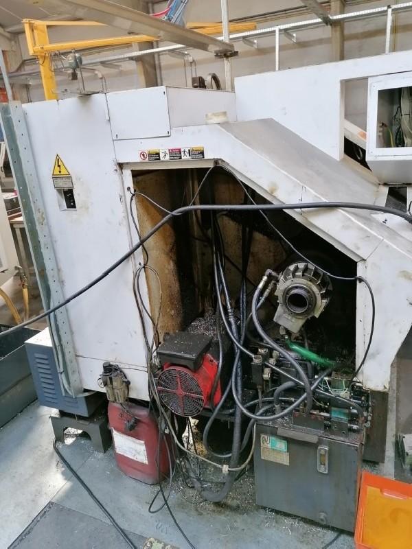 Токарный станок с ЧПУ YANG EAGLE SML 30 фото на Industry-Pilot
