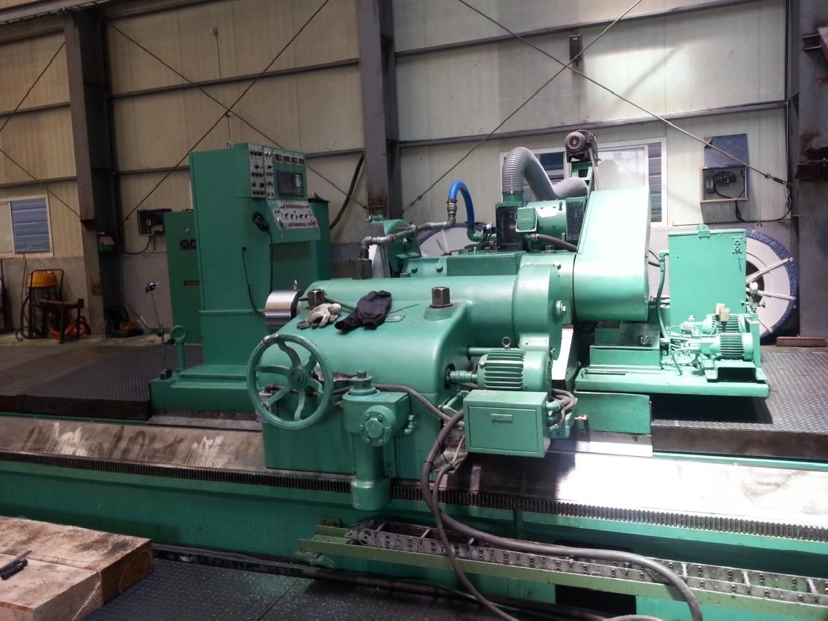 Roll-grinding machine FARREL  photo on Industry-Pilot
