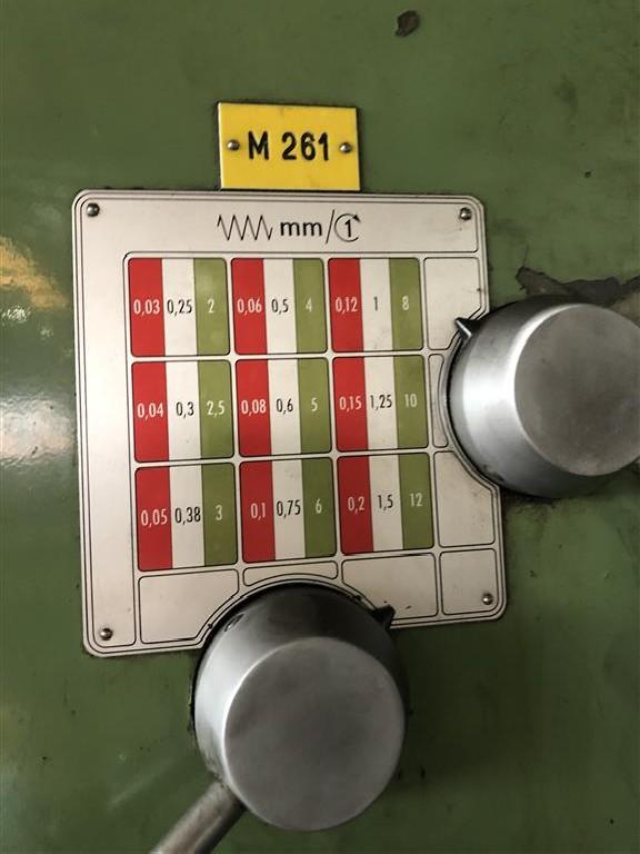 Горизонтально-расточной станок WOTAN B130S фото на Industry-Pilot