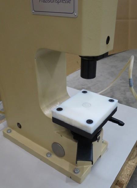 Пневматический пресс JOSSI KP3.1 N фото на Industry-Pilot