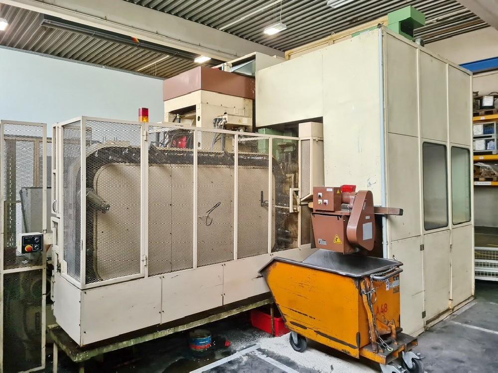 Обрабатывающий центр - горизонтальный NIIGATA HN 80B фото на Industry-Pilot