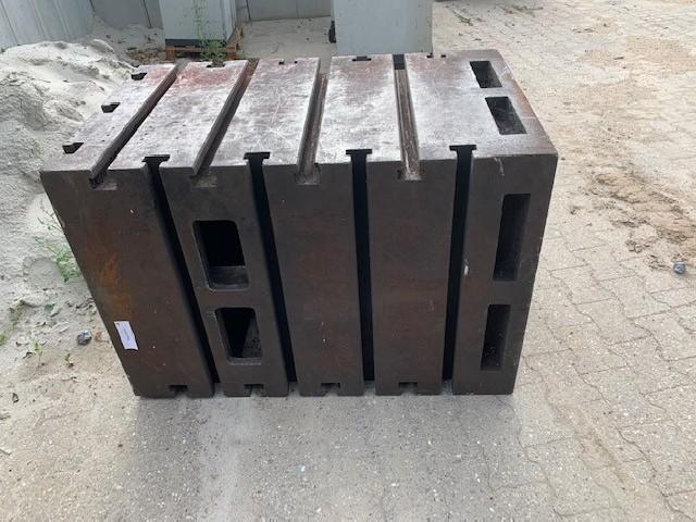 Куб для закрепления заготовки KRUPS A-Wuerfel фото на Industry-Pilot