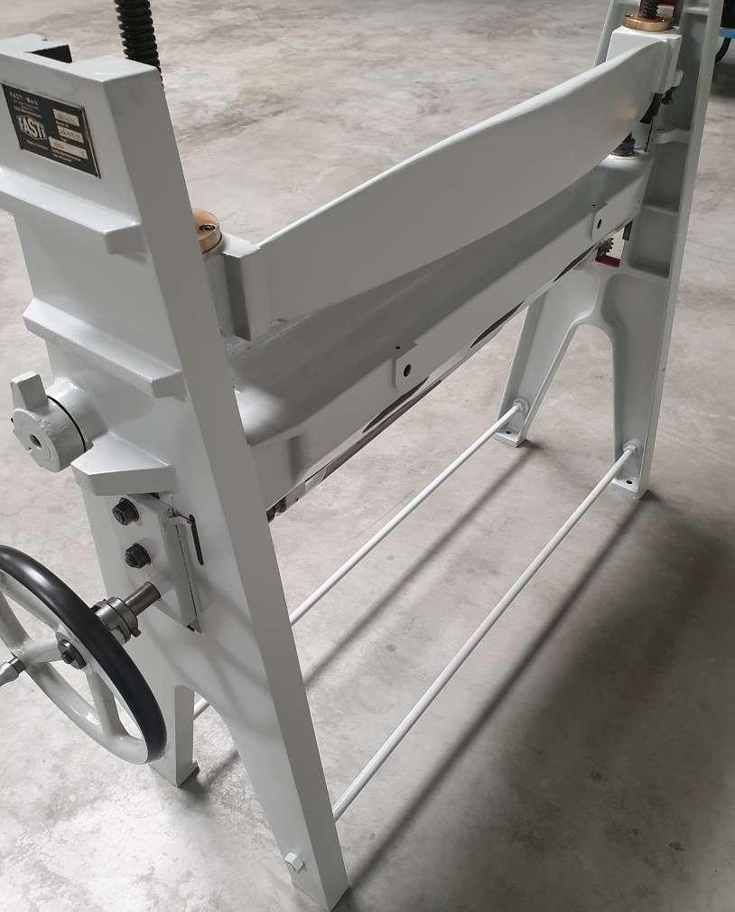 Листогиб с поворотной балкой Fasti 204-10-2 фото на Industry-Pilot