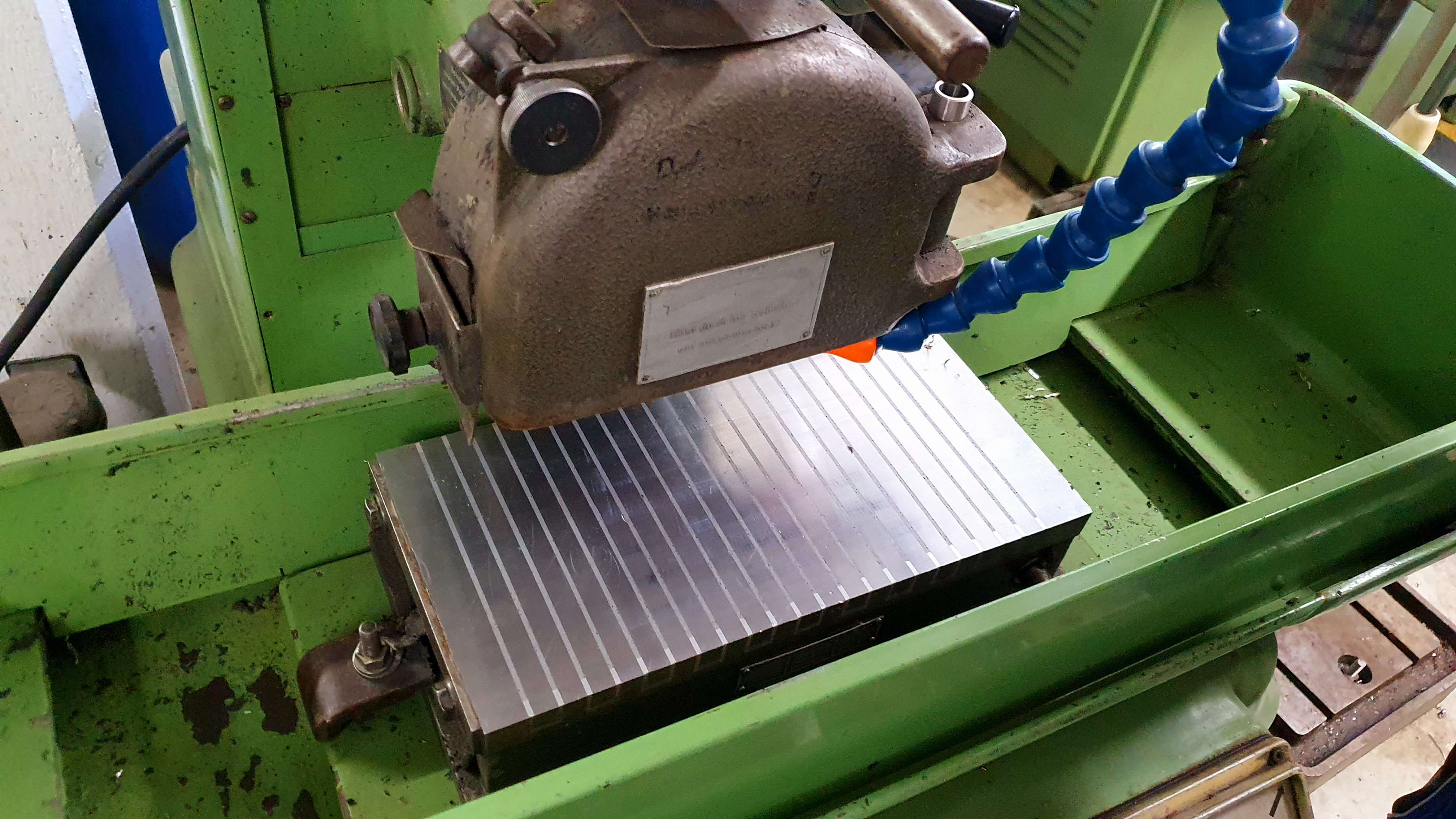 Surface Grinding Machine Elb SW 3 photo on Industry-Pilot