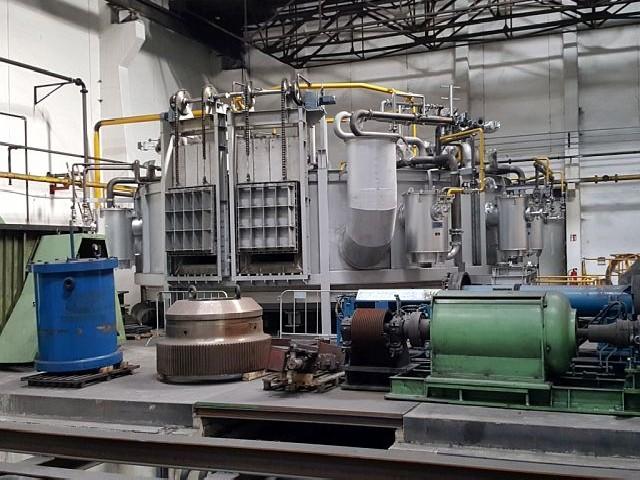 Индукционная печь BREDTMANN GIRKE  фото на Industry-Pilot