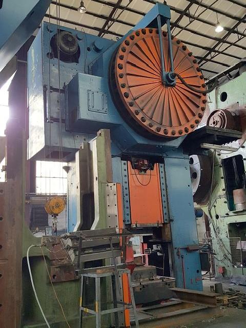 Ковочный молот SMERAL LU 1600  фото на Industry-Pilot