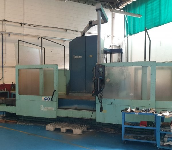 Gantry Milling Machine SACHMAN GL 120 photo on Industry-Pilot