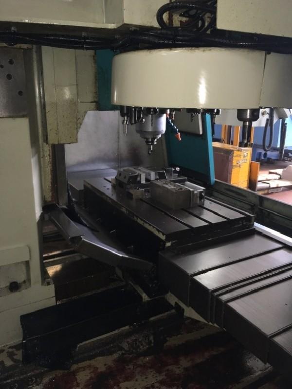 Обрабатывающий центр - вертикальный ANAYAK ANAK MATIC 7 фото на Industry-Pilot