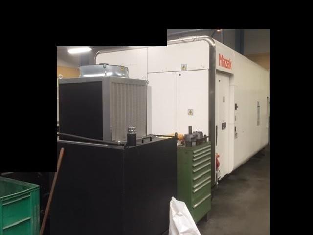 Токарно фрезерный станок с ЧПУ MAZAK INTEGREX i400 фото на Industry-Pilot