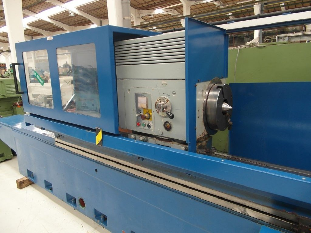 Cylindrical Grinding Machine TOS-HOSTIVAR BUC 63 A x 3000 photo on Industry-Pilot