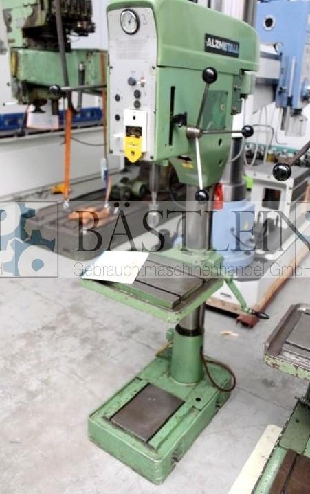 Сверлильный станок со стойками ALZMETALL AB 3 ES фото на Industry-Pilot