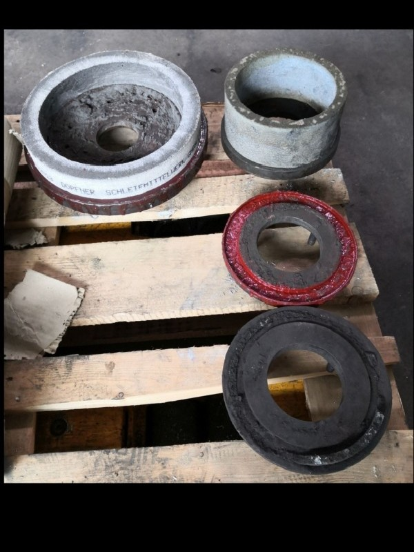 Фланец шлифовального круга REFORM / GOECKEL 200/300 mm фото на Industry-Pilot