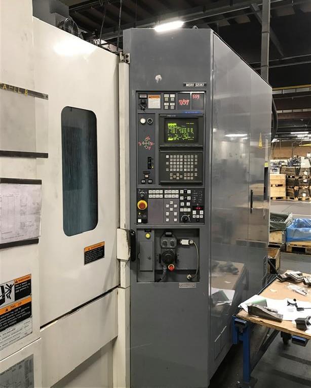 Обрабатывающий центр - горизонтальный MORI SEIKI SH 50 фото на Industry-Pilot