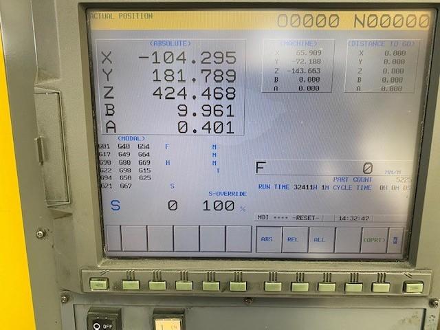 Обрабатывающий центр - вертикальный Robodrill T14 iB фото на Industry-Pilot