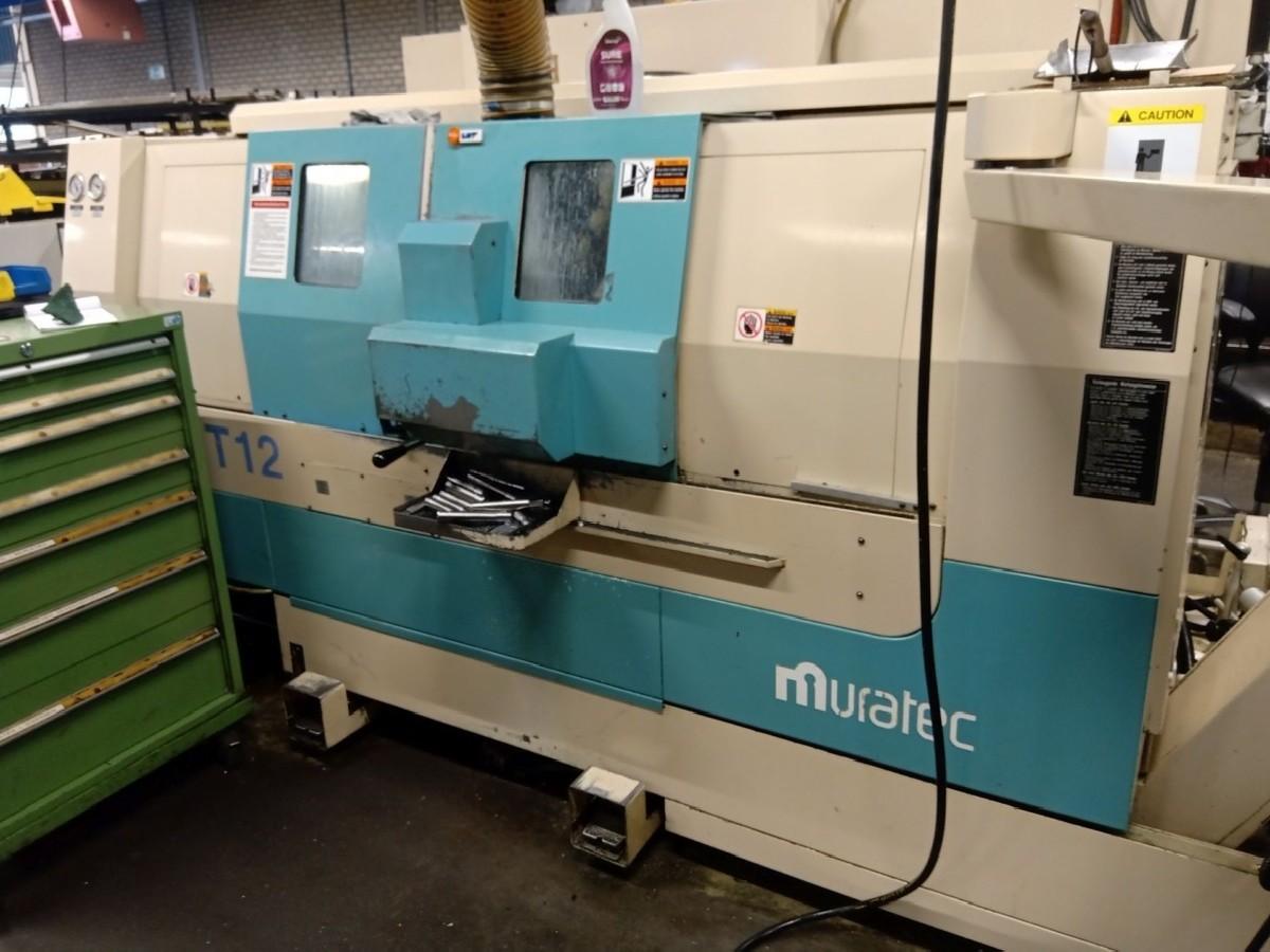 Токарно фрезерный станок с ЧПУ Muratec MT 12 фото на Industry-Pilot