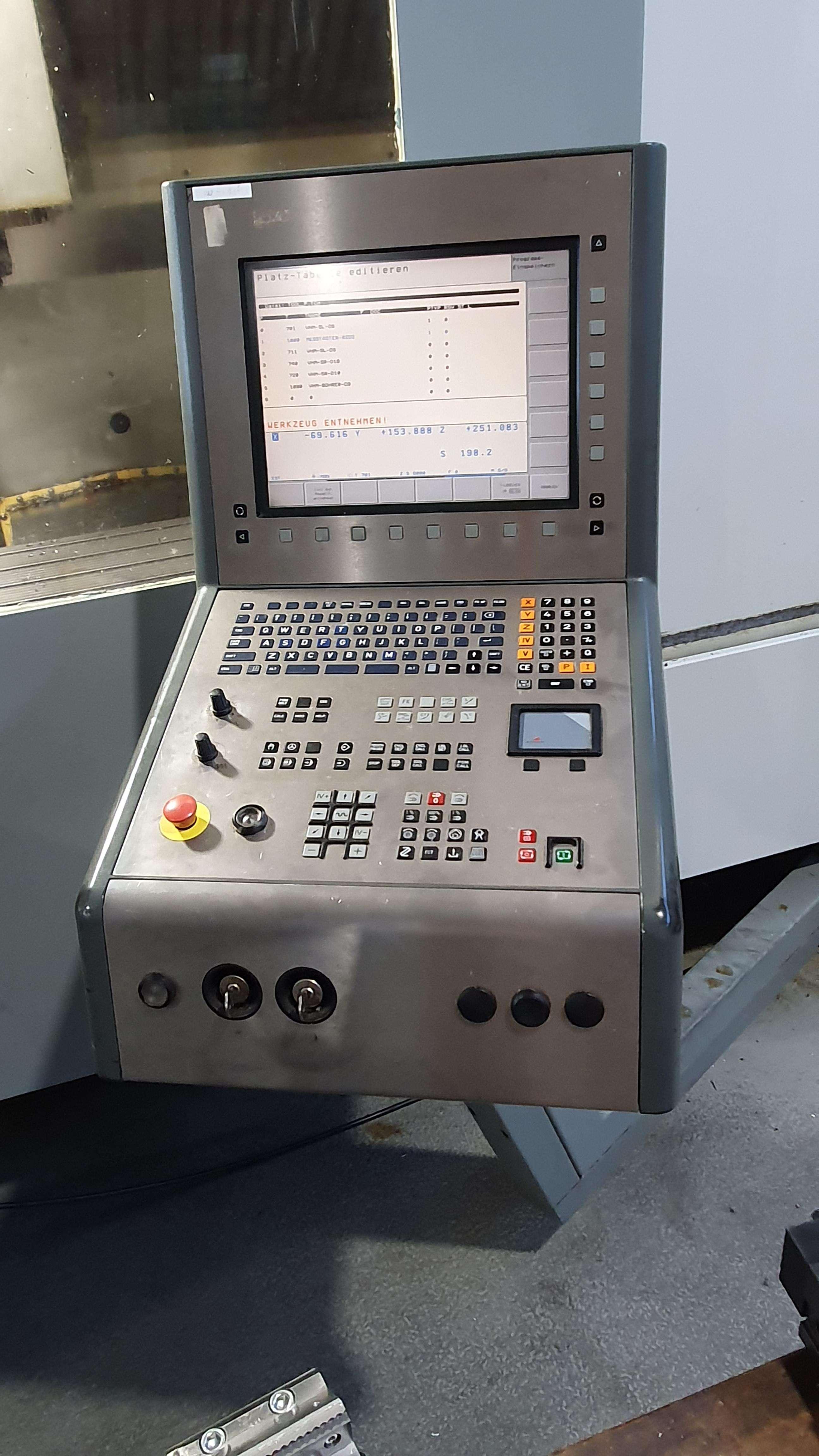 Machining Center - Vertical DMG DMC 64 V Leniar photo on Industry-Pilot
