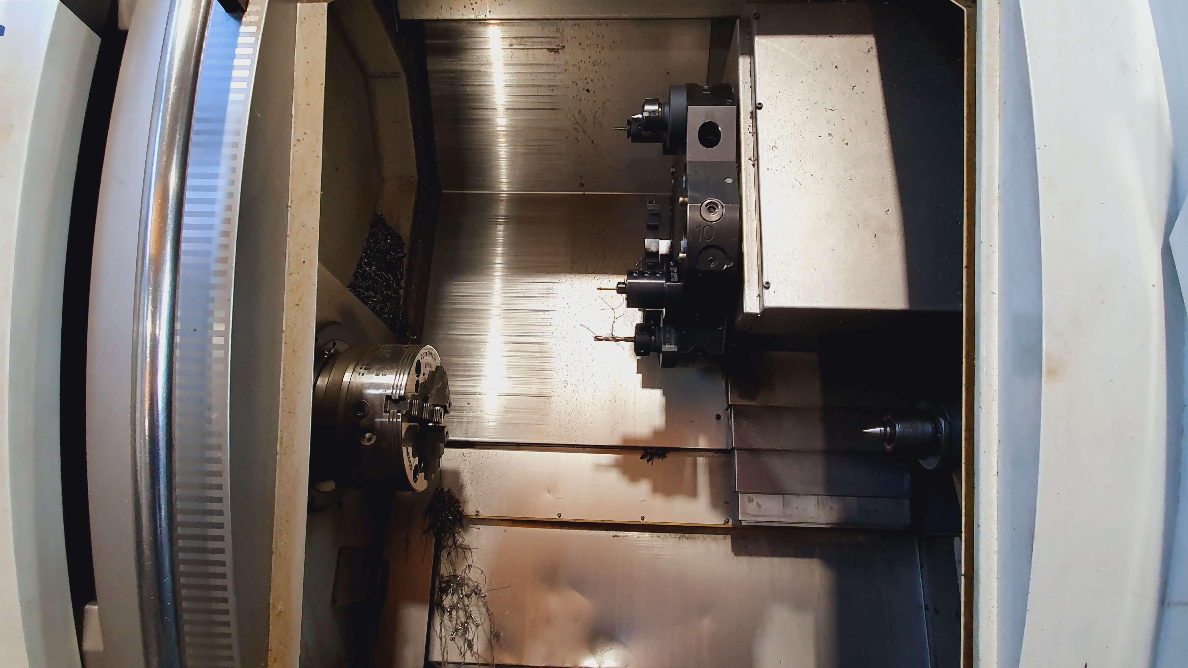 Токарный станок с ЧПУ DMG CTX 400 фото на Industry-Pilot