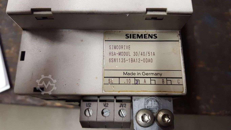 6SN1135-1BA12-0DA0 Simodrive 611 Leistungsteil Servomodul photo on Industry-Pilot