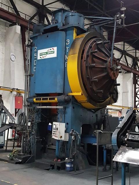 Кузнечный пресс - двухстоечный TMP VORONEZH K 8544  фото на Industry-Pilot